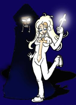 Cloak and Dagger by JDC-Comics-Online