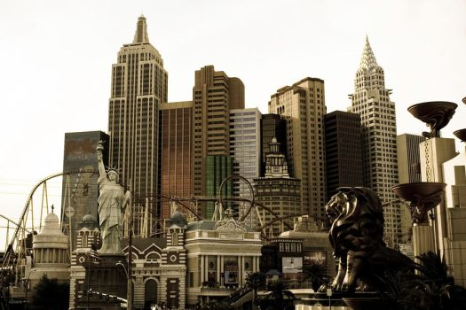 New York, New York by angelaruscoff