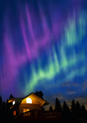 Northern Lights by ToastWeasel