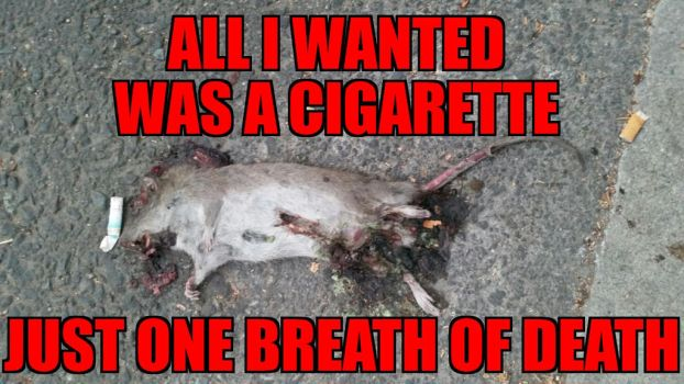 just one breath of death by calvincanibus