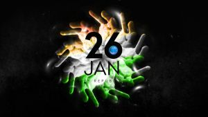 Happy Republic Day by xvsvinay