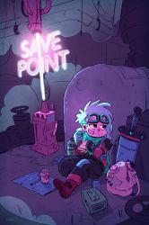 Save Point by Cabycab