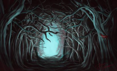 Inferno Project: The Suicide Woods by Dragonflysunning