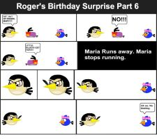 Roger's Birthday Surprise Comic Page 6 by Mario1998