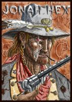 Jonah Hex by SaintAlbans