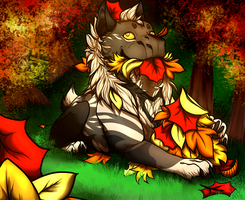 Warmth of Colors Event by 50ShadesofPenguin