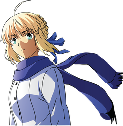 Saber Vector by RizzyTheSlayer by RizzyTheSlayer