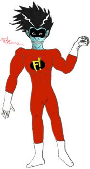 Freakazoid! and Handman by Dj-ArMaGeDdOn-145McG