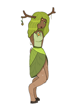 Willow by MyWorldInABottle