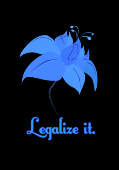 Poison Joke - Legalize it. by RiftwingDesigns