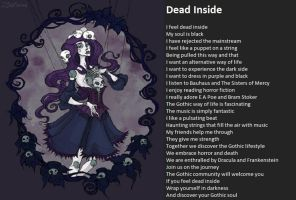 Dead Inside by demonrobber
