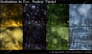 DbE- Mystical Thicket by DesignsByEve