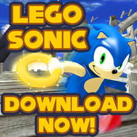 Lego Sonic Release v1 by JaysonJeanChannel