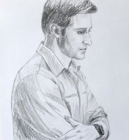 Richard Armitage as John Porter by Greencat85