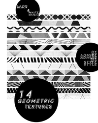 GEOMETRIC TEXTURES by AdmireMyStyle