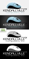 Kendallville Computers Logo by hellfire109