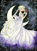 Sailor Moon : Moon Princess by Tiara-C