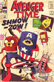 avenger time by m7781