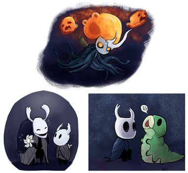 Hollow Knight Compilation by HangedFlag