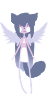 . : { Butterbly Cheeb } : . by grotesqueNostalgia