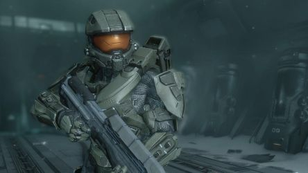 Halo 4   Master Chief by Goyo-Noble-141