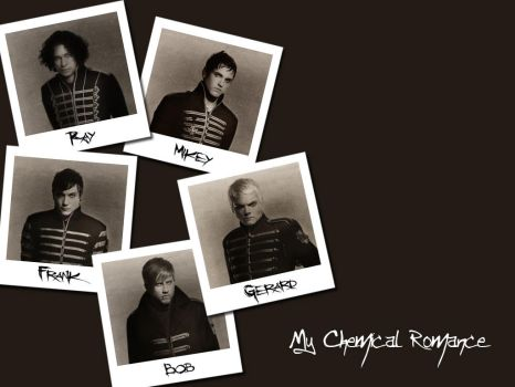 My Chemical Romance by situff