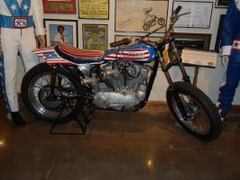 1972 Evel Knievel Sportster by Caveman1a