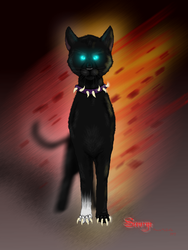 Scourge of Cats by FlameFatalis