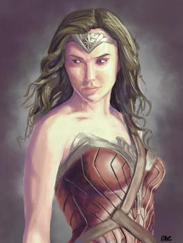 Wonder Woman by nichcruz