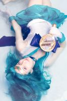 Deep Submerge, Sailor Neptune Cosplay by BanditsSpurs