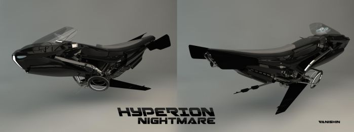 HYPERION Nightmare by Vanishin