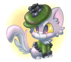 Cat by thegreatrouge