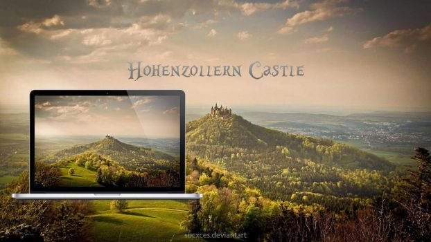 Hohenzollern Castle by SucXceS