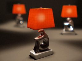 3D - Lamps by nnq2603