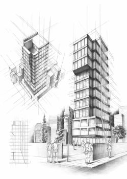 High-rise - project by Kosa666
