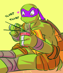 TMNT: Noodle Don by Fulcrumisthebomb