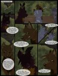 Wolved Page Nine by Wolved