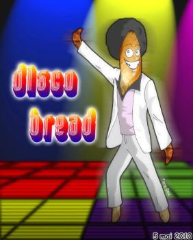 Disco Bread by TeruDoc
