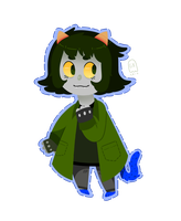 nepeta * hs by ghost8oy
