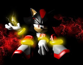 Shadow the Hedgehog picture #2 by TothViki