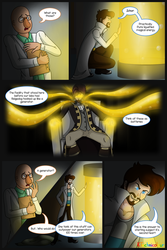 YogLabs: Behind Closed Doors - Pg15 by KTechnicolour