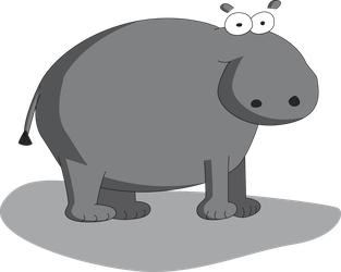 Day 26 - Hippo by Arkholt