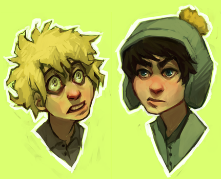 More south park by Leerer-Raum