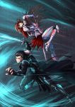 Kobalt and Sable by ADSouto