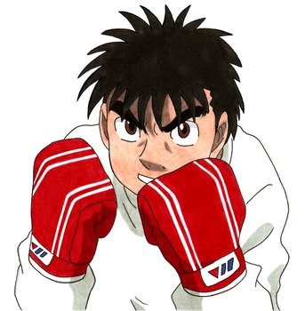 Ippo_(Collab) by alexaAnime1