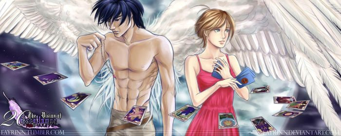 [Escaflowne] 20th Anniversary by fayrinn