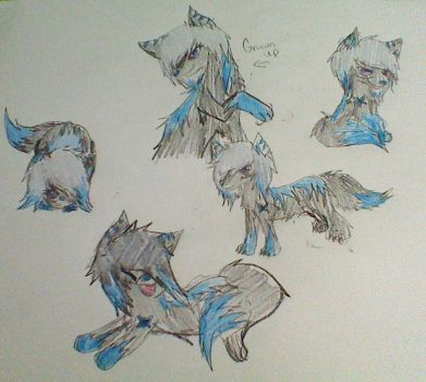 Ryder and Neon's Possible Pup~ by AskRyderandNeon