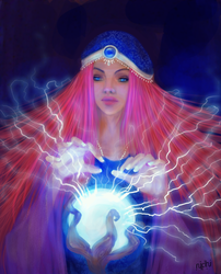 .:Prophecy:. by nidhi-rathish