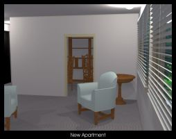 New apartment by steve0
