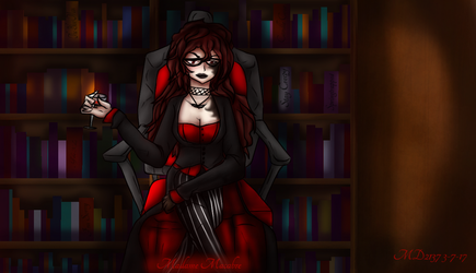 Madame Macabre by MidnightDash2137